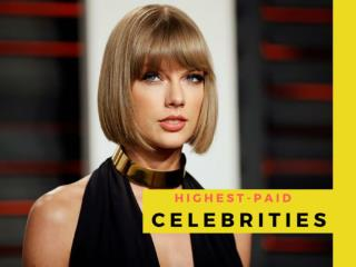 Highest-paid celebrities