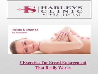 5 Exercises For Breast Enlargement That Really Works