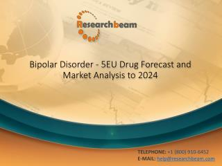 Bipolar Disorder - 5EU Drug Market Analysis