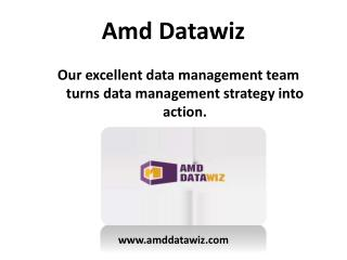 Advanced Analytics Services