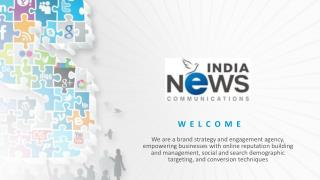 India News Comunications   Services