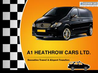 A1 Heathrow Cars Ltd.