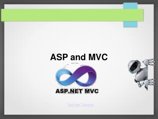 ASP and MVC