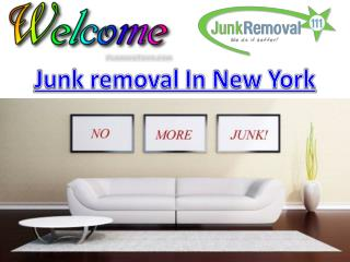 Easily Hire Junk Removal Services in New York
