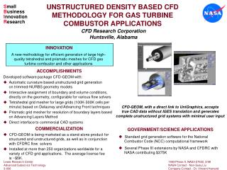 UNSTRUCTURED DENSITY BASED CFD  METHODOLOGY FOR GAS TURBINE COMBUSTOR APPLICATIONS