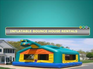 5 Things You Should Never Ignore About Bouncy House Rentals