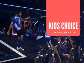 Kids Choice Sport awards