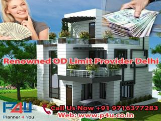 Renowned OD Limit Provider Delhi Call us at 9716377283