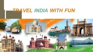 Travel India with Fun