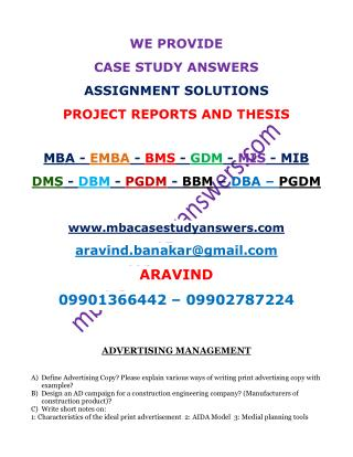 ADVERTISING MANAGEMENT. AVIATION MGMT. BUSINESS ETHICS. BANKING MGMT. AGRICULTURE MGMT. ARAVIND 9901366442.pdf