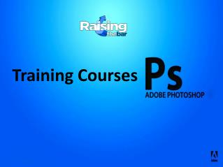 An Overview of Adobe Photoshop Courses