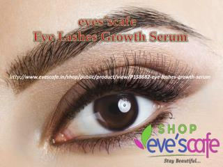 Natural Eye Lashes Growth Serum