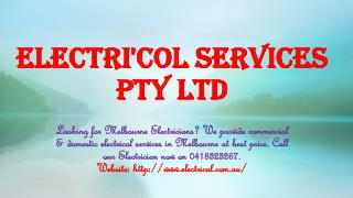 electricolservices
