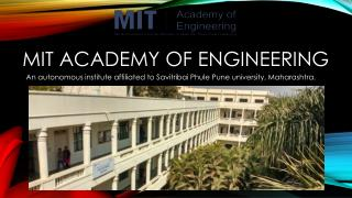 Best Engineering College in Maharashtra