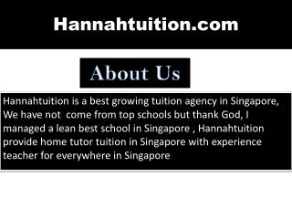 Find home tutor
