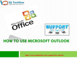 How To Use MS_Outlook|Microsoft Outlook Helpline