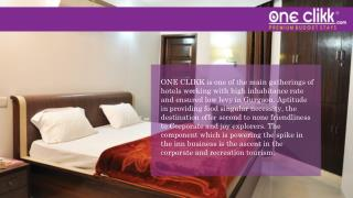 Hotel Booking in Gurgaon