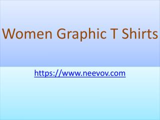 Pink Colour Graphic T Shirts for Women