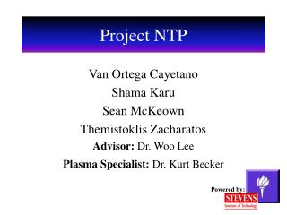Project NTP