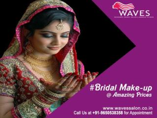 Bridal makeup service in Noida