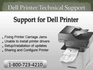 Dell printer technical support phone number 1 800-723-4210