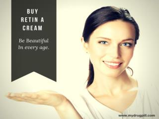 Get Exciting offer with discount on retin a cream
