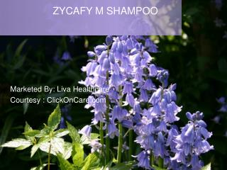 Zycafy - M Shampoo For Men: ClickOnCare.com