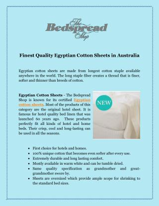Where to Buy Best Quality Comforter Sets in Australia?
