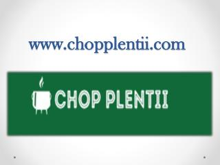 South African Food Store - www.chopplentii.com
