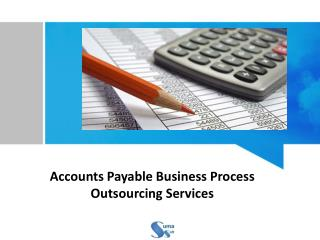 Accounts Payable Business Process Outsourcing Services