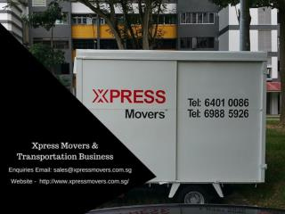 As the top mover company in Singapore