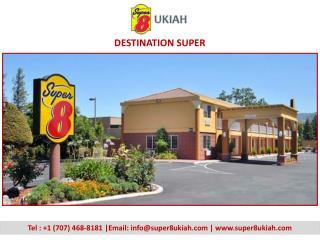 Hotel Rooms Ukiah