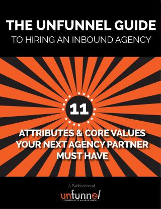 Definitive Guide to Hiring an Inbound Marketing Agency