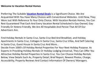 Villaforvacation Vacation Rentals