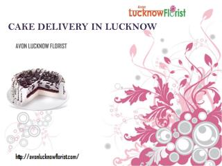 Cake Delivery in Lucknow