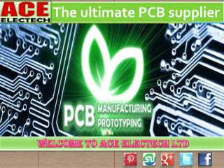 Get the ultimate quality PCB Supplier