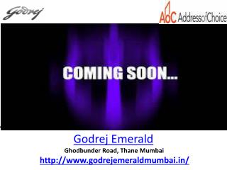 Properties for Sale in Godrej Emerald - Nestoria