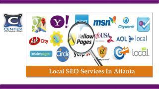 Local SEO Services In Atlanta