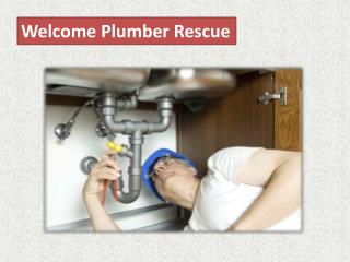 Welcome to plumberrescue