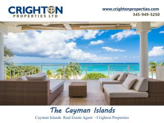 Critical Factor: Choosing a Reliable Real Estate Agent in the Cayman Islands