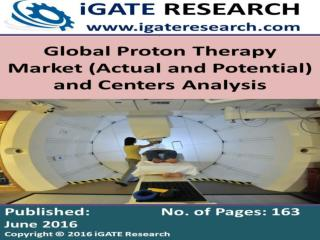 Global Proton Therapy Market (Actual and Potential) and Centers Analysis