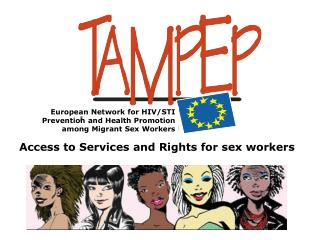 European Network for HIV/STI Prevention and Health Promotion among Migrant Sex Workers