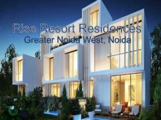 Villas for Sale by Rise Resort Residences | Call us on: ( 91) 9953 5928 48