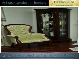 Custom furniture design Melbourne