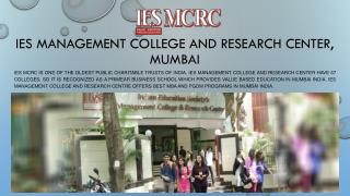 Post Graduate Diploma in Management Course in Mumbai