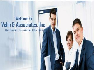 Professional Tax Accountant in Los Angeles