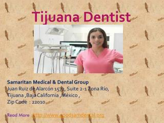 Best Dentist In Tijuana -Best Dental professional