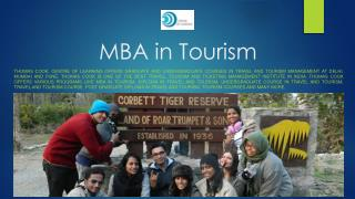Post Graduate Diploma in Travel and Tourism