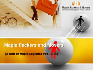 Packers and Movers in Delhi, India | Maple Packers