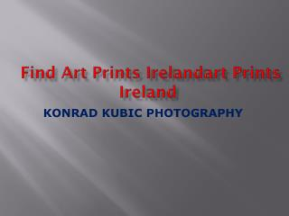 Find Art Prints Ireland